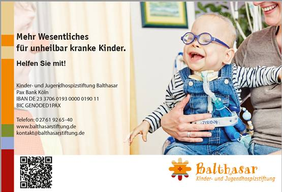 Kinderhospiz Balthasar